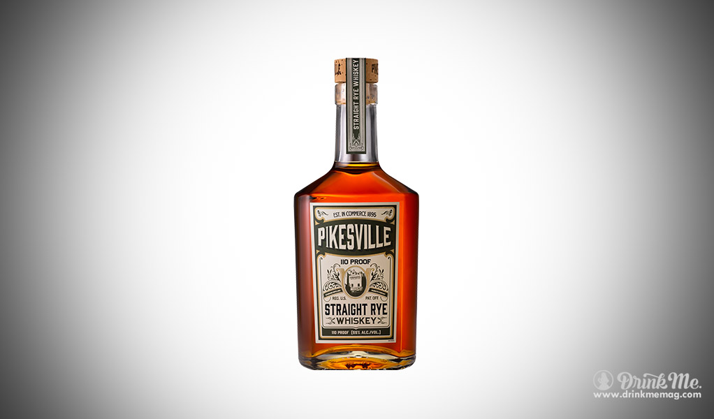 Pikesville Straight Rye Whiskey PR drinkmemag.com drink me