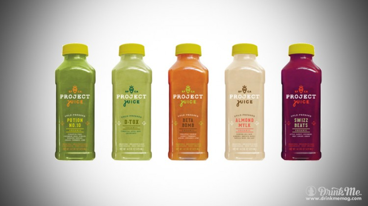 Project Juice drinkmemag.com drink me