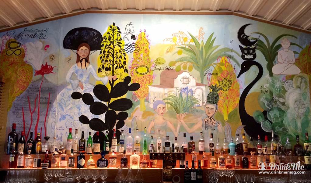 Sams Bar  Best cocktails in Napa drinkmemag.com drink me