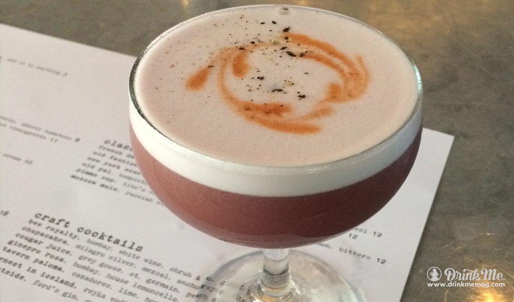 cooks bar Best cocktails in Napa drinkmemag.com drink me