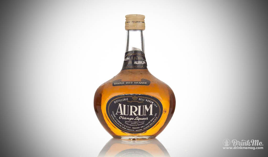 Aurum Orange Liqueur Rare 1940 drinkmemag.com drink me