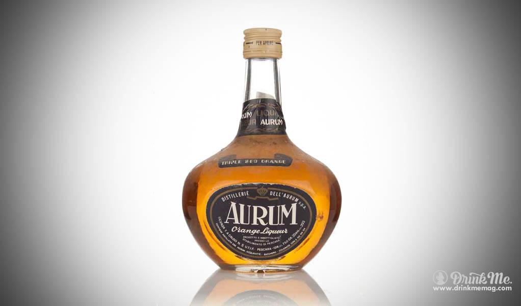Aurum Orange Liqueur Rare 1940 drinkmemag.com drink me