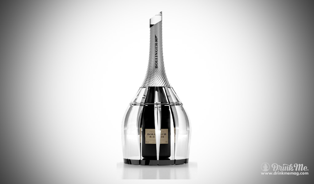 Bollinger Champagne Limited Edition James Bond Spectre