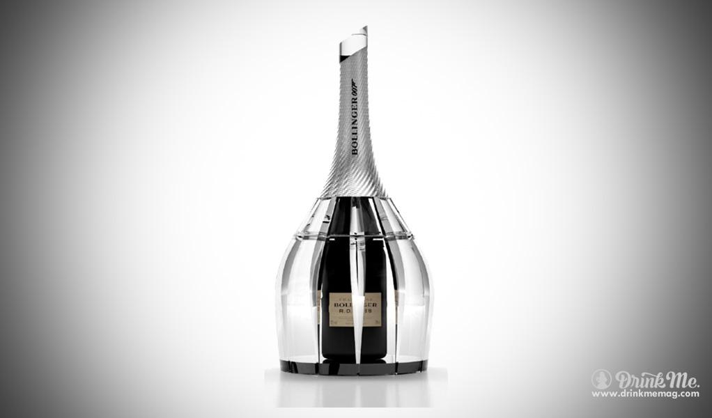 Bollinger Champagne Limited Edition James Bond Spectre