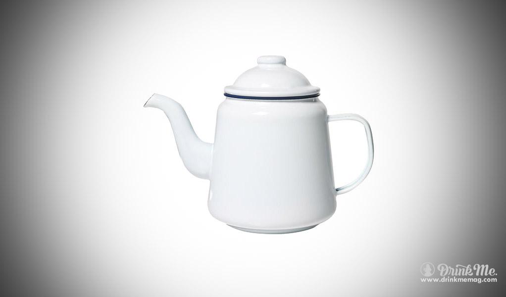 Enamelware teapot drinkmemag.com drink me