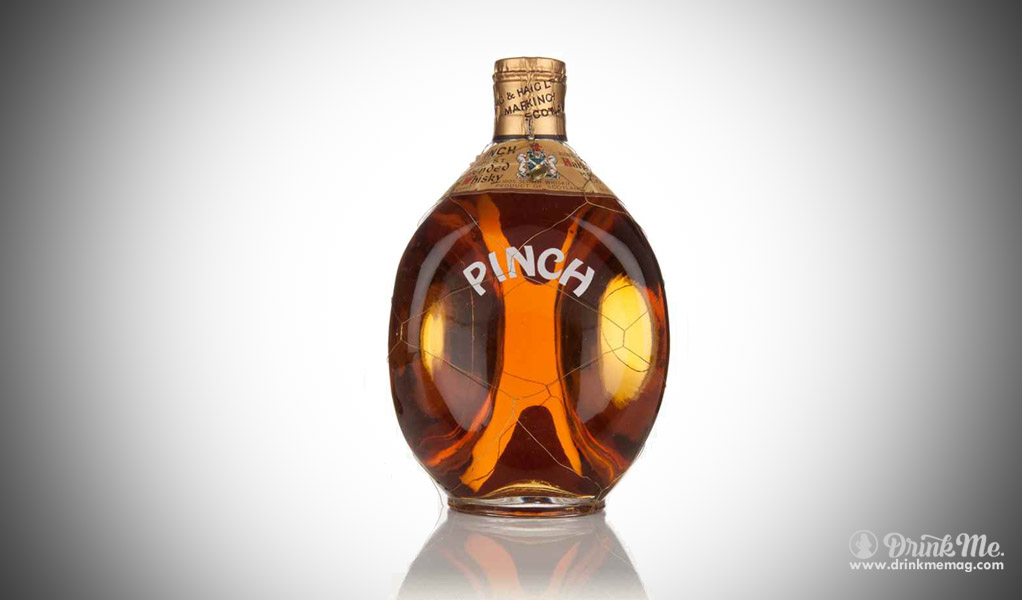 Haig and Haig Pinch Scotch whisky rare drinkmmeag.com drink me
