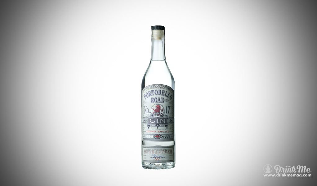 Portobello Road Gin drinkmemag.com drink me