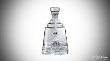 Sierra Milenario Tequila Blanca drinkmemag.com drink me