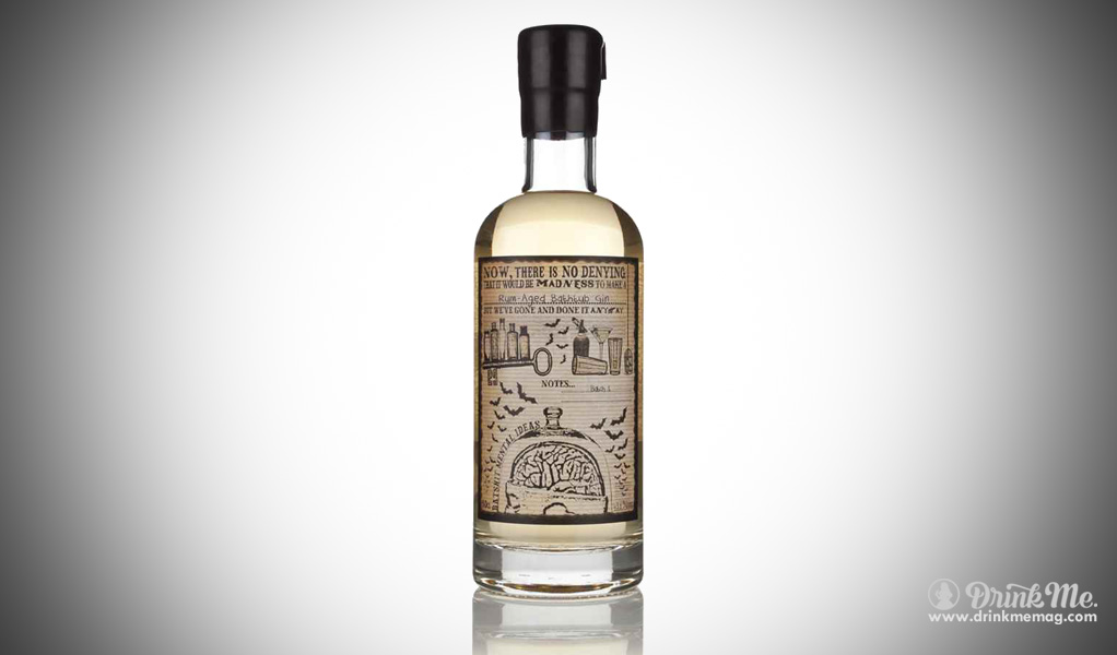 Bathtub Rum Aged Gin drinkmemag.com drink me