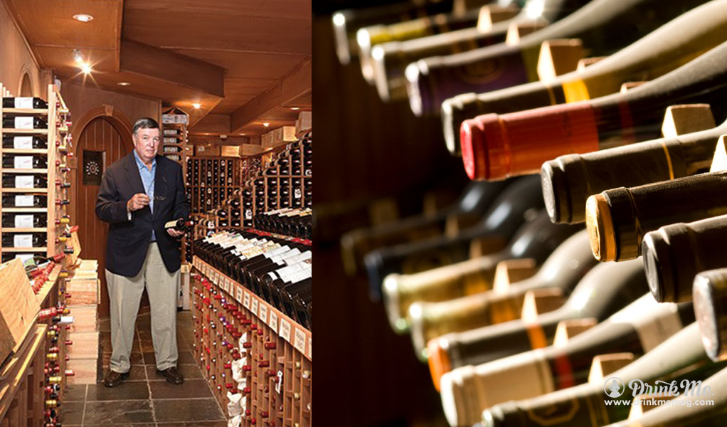 Gene Mulvihill drinkmemag.com biggest wine collection in the world drinkmemag.com drink me