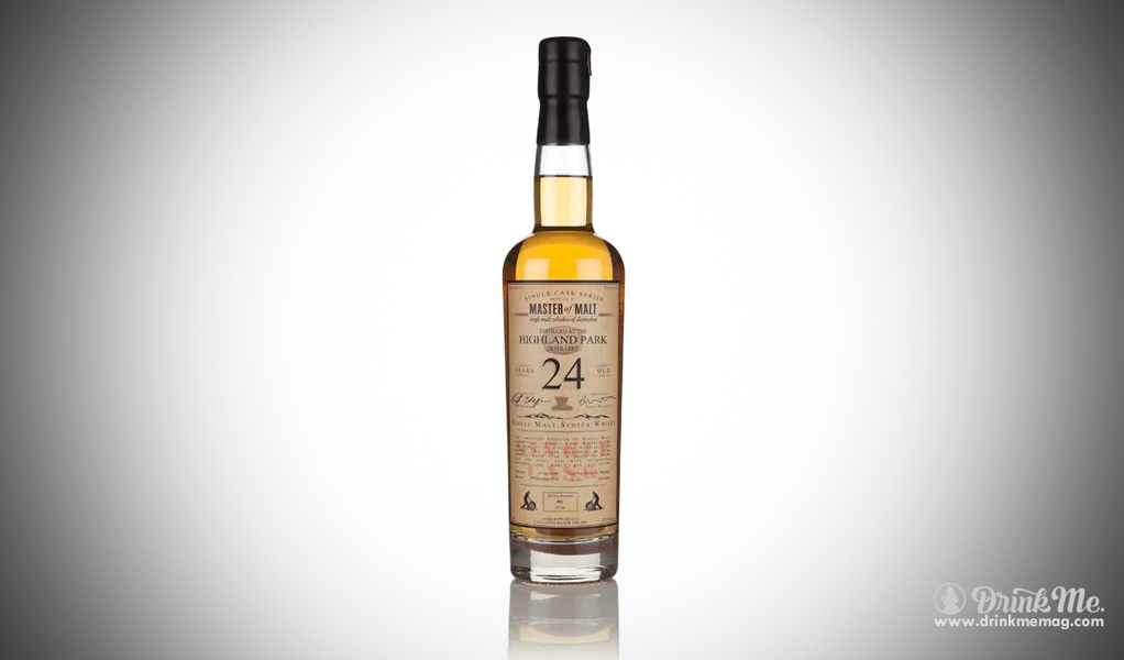 Highland Park 24 Year Old 1990 - Single Cask drinkmemag.com drink me