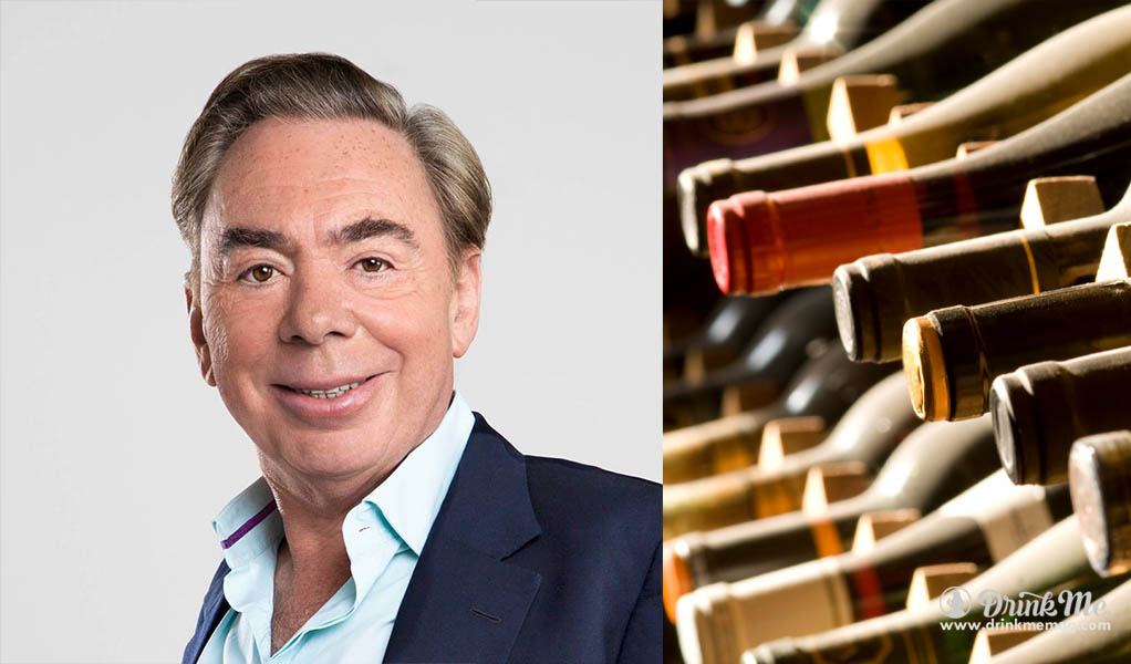 Lloyd Webber drinkmemag.com biggest wine collections in the world