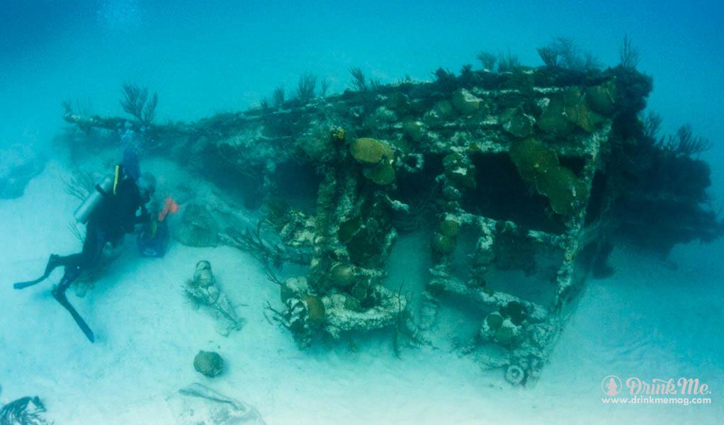 Mary Calestia  famous wine shipwrecks drinkmemag.com drink me