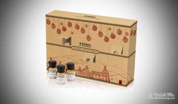 Master of Malt advent calendar drinks by the dram gin whisky alcohol advent calendar drink me drinkmemag.com
