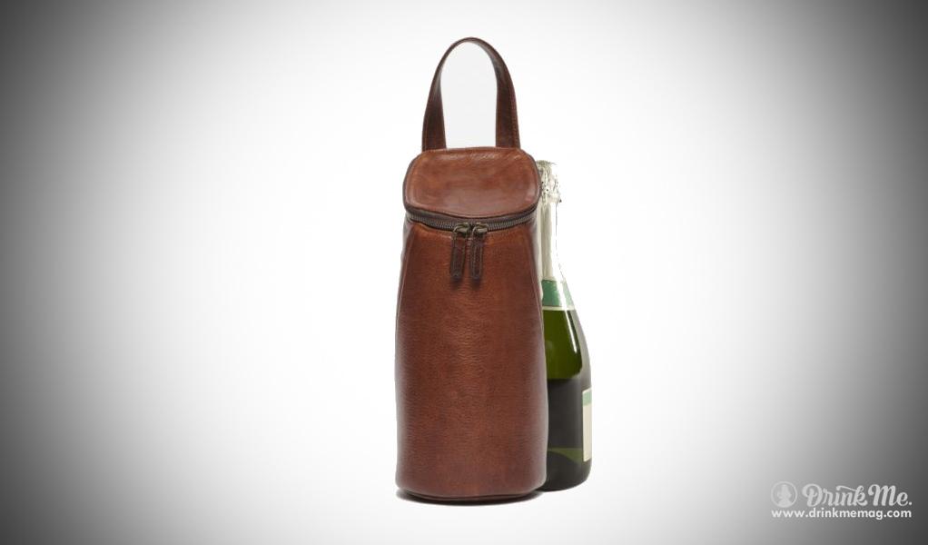 Moore & Giles Burnett Champagne Carrier drinkmemag.com drink me
