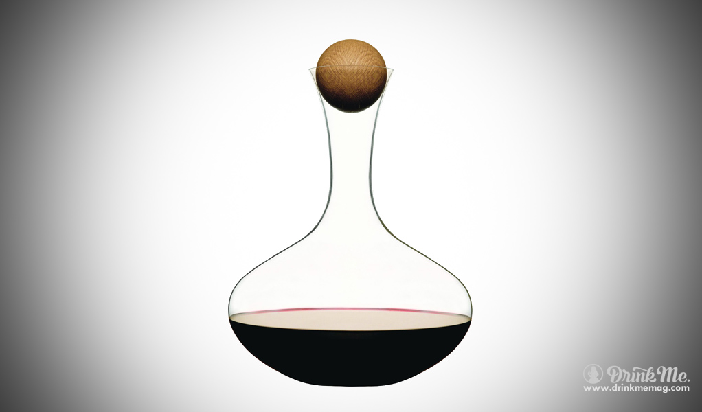 Sagaform Wine Carafe drinkmemag.com drink me