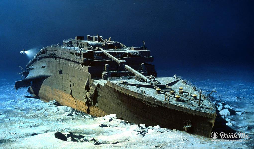 TItanic famous wine shipwrecks drinkmemag.com drink me