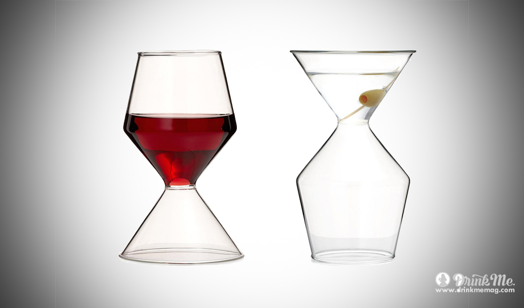 Vino-Tini 2-in-1 Glass drinkmemag.com drink me