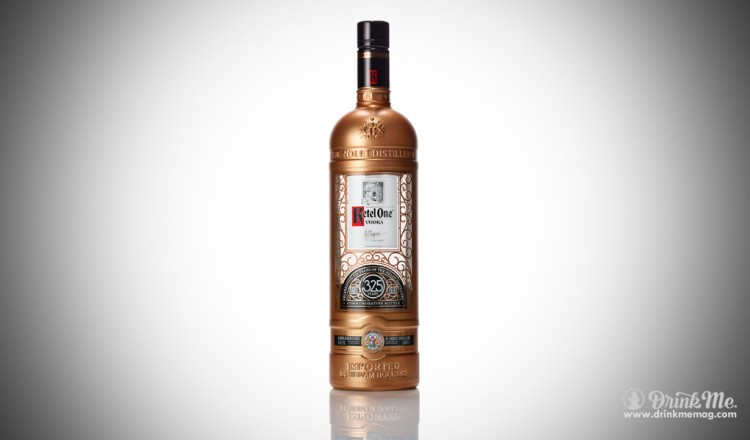 325th Anniversary Bottle by Ketel One drinkmemag.com drink me