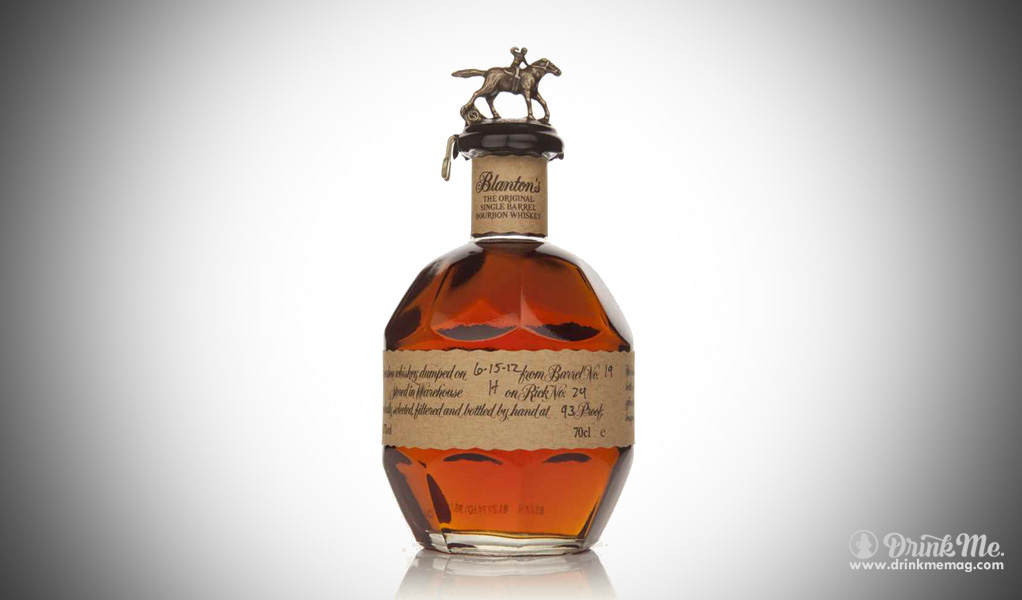 Blanton's Original Single Barrel - Barrel 559 Bourbon Whiskey drinkmemag.com drink me