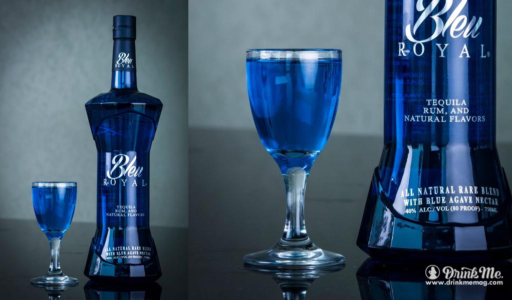 Drink Like Royalty Bleu Spirits Drink Me