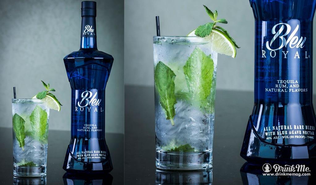 Bleu Mojito Bleu drinkmemag.com drink me