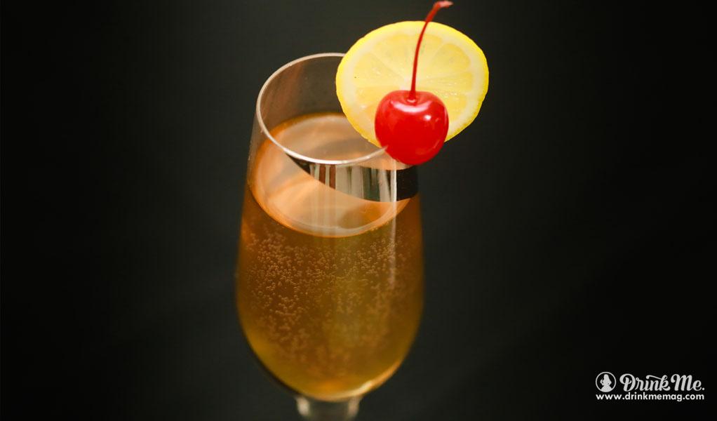 Champagne Courvoisier Cocktail Cognac drinkmemag.com drink me