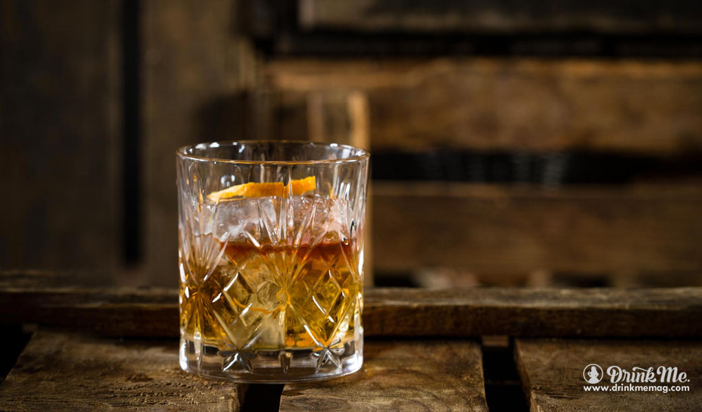 Perfect old fashioned cocktail 57