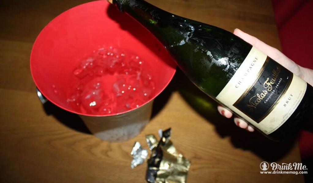 Discard Foil Champagne Sabering Guide drinkmemag.com