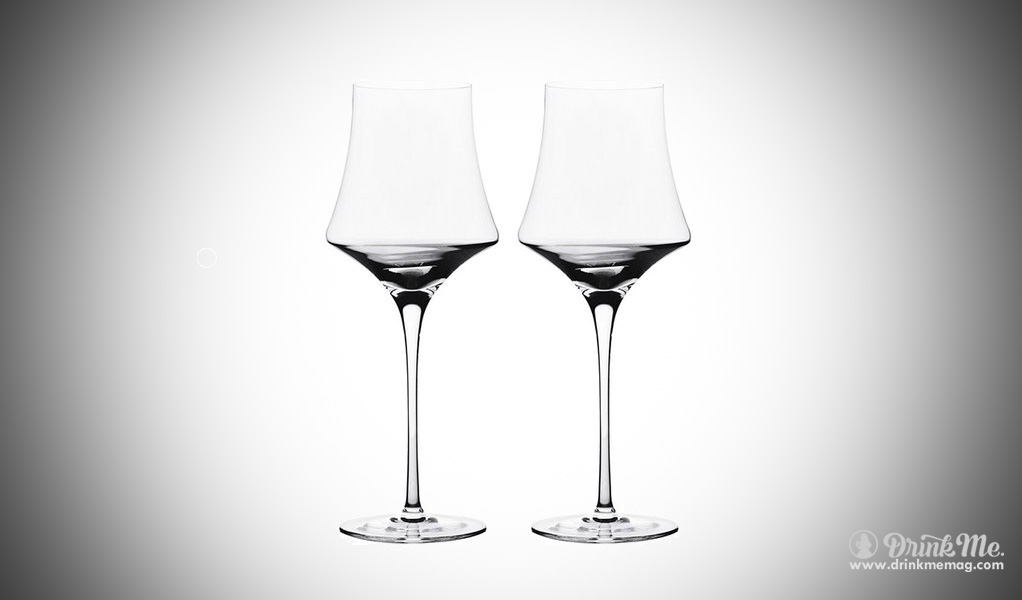 Enigma Red Wine Glass Set drinkmemag.com drink me
