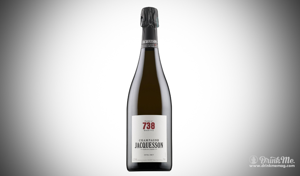 Jacquesson Cuvee No. 738 Champagne Magnum drinkmemag.com drink me