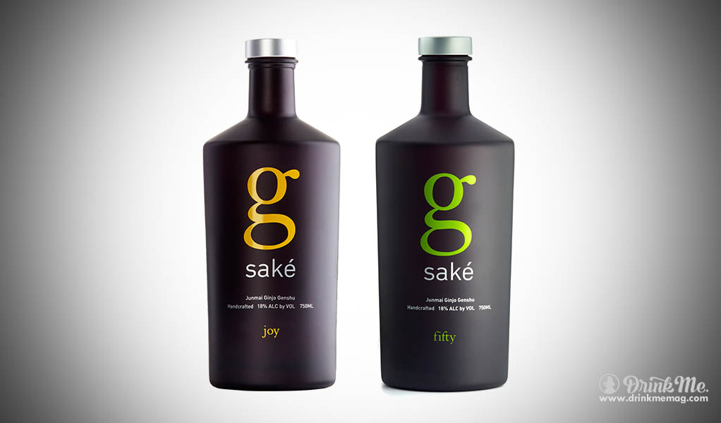 Sake G Sake One drinkmemag.com drink me