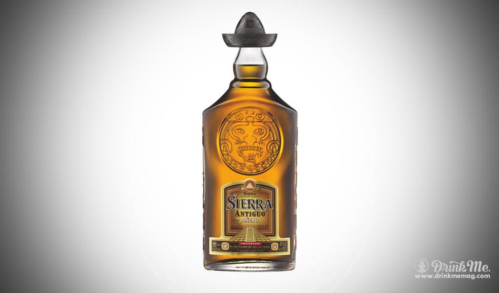 Sierra Antiguo Anejo Anejo Tequila drinkmemag.com drink me
