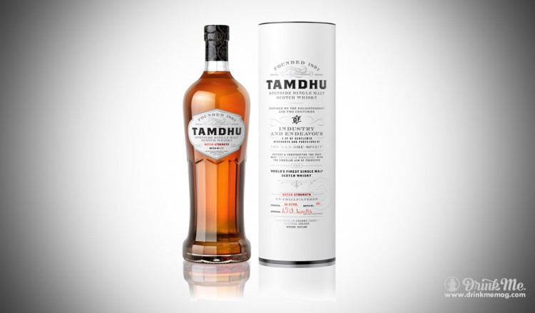 Tamdhu Batch Strength drinkmemag.com drink me