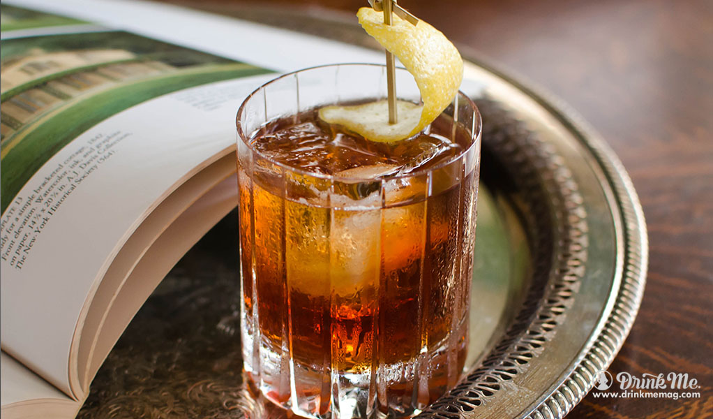 old fashioned cocktail drinkmemag.com drink me stock