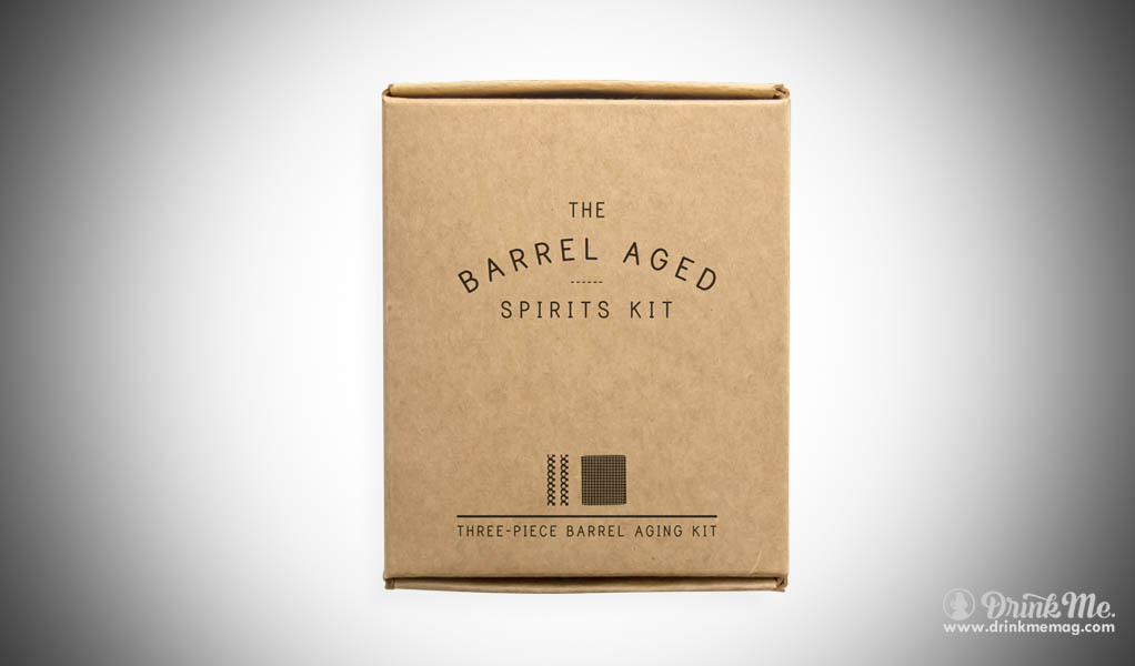 Barrel Aged SPirits drinkmemag.com drink me