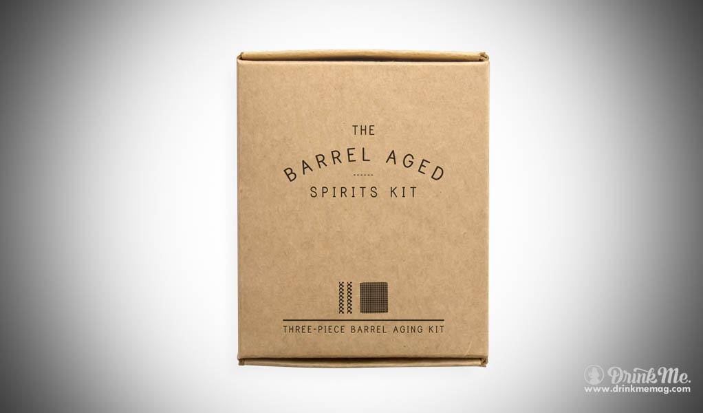 Barrel Aged SPirits drinkmemag.com drink me