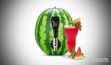 Final Touch Watermelon Keg Tapping Kit drinkmemag.com drink me