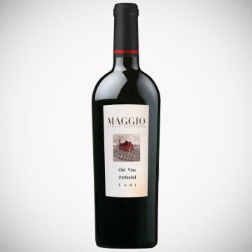 Oak Ridge Maggio Family Vineyards Old Vine Zinfandel 2012 drinkmemag.com drink mea