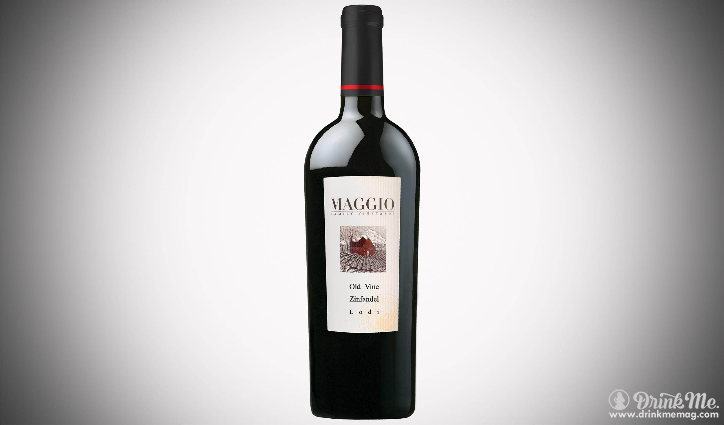 Oak Ridge Maggio Family Vineyards Old Vine Zinfandel 2012 drinkmemag.com  drink mea