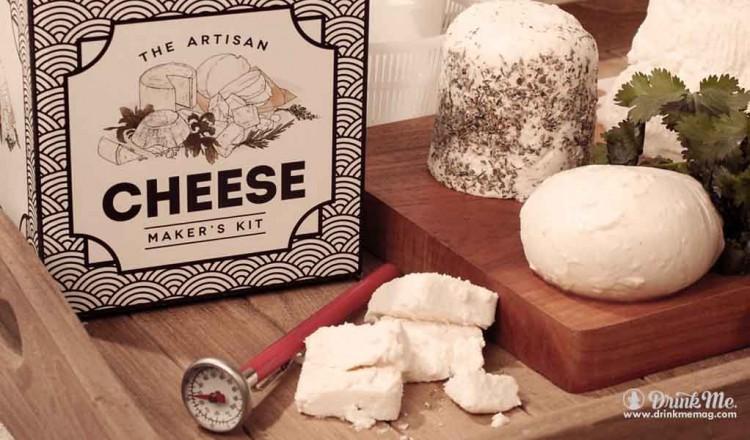 The artisan cheesemaker kit drinkmemag.com drink me