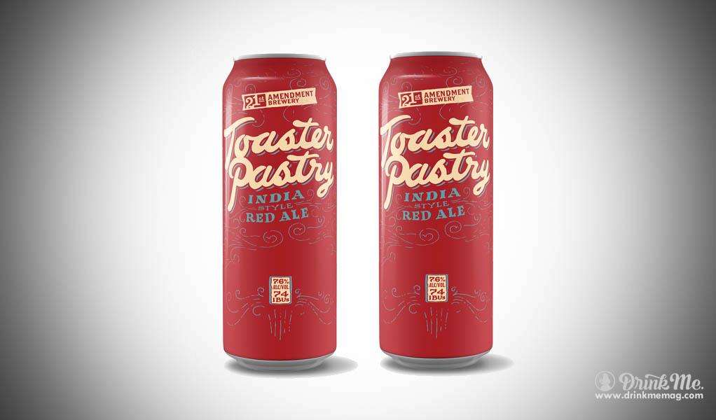 Toaster Pastry Beer drinkmemag.com drink me