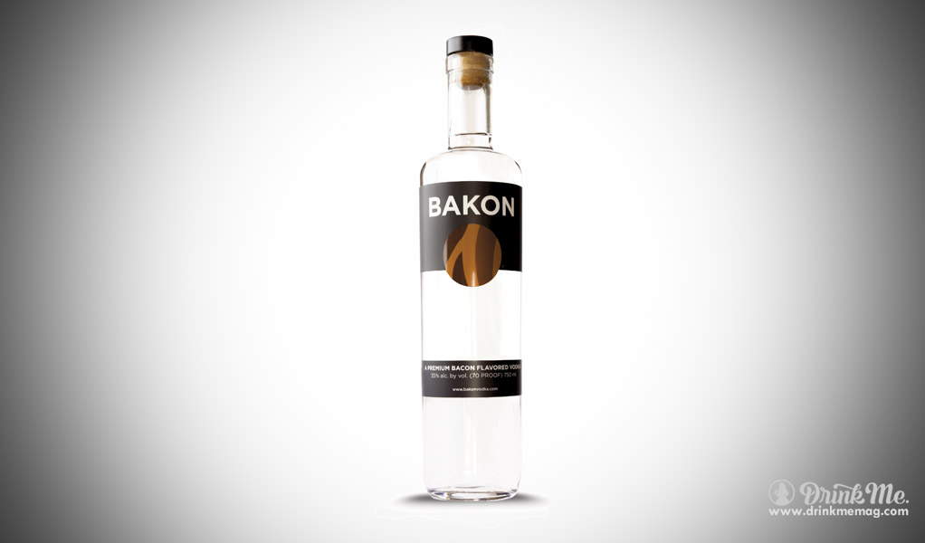 Bakon Vodka drinkmemag.com