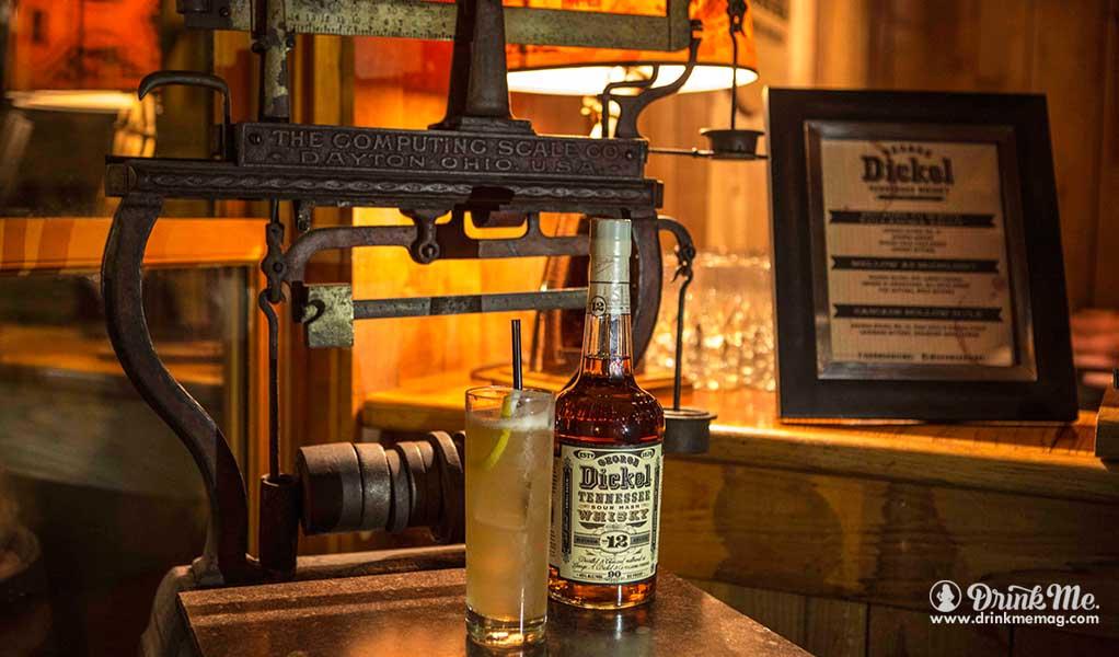 Cascade Hollow Mule George Dickel drinkmemag.com