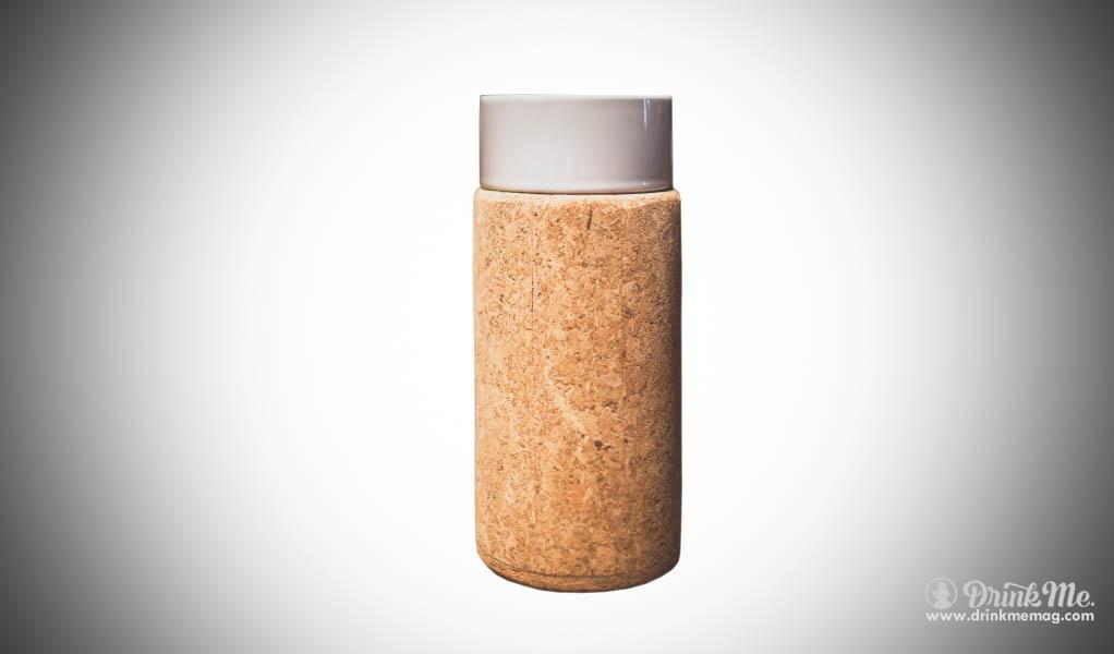 Cortica Coffee Mug Cork drinkmemag.com