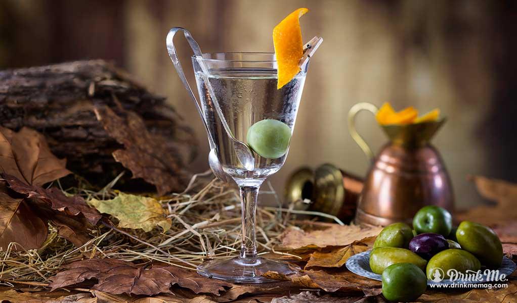 Dry Pref Martini harrington dry gin drinkmemag.com drink me