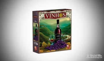 Example Vinhos Boardgame Monopoly