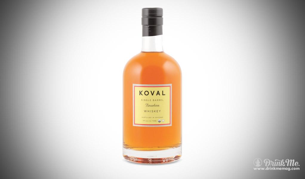 Koval Whiskey drinkmemag.com drink me