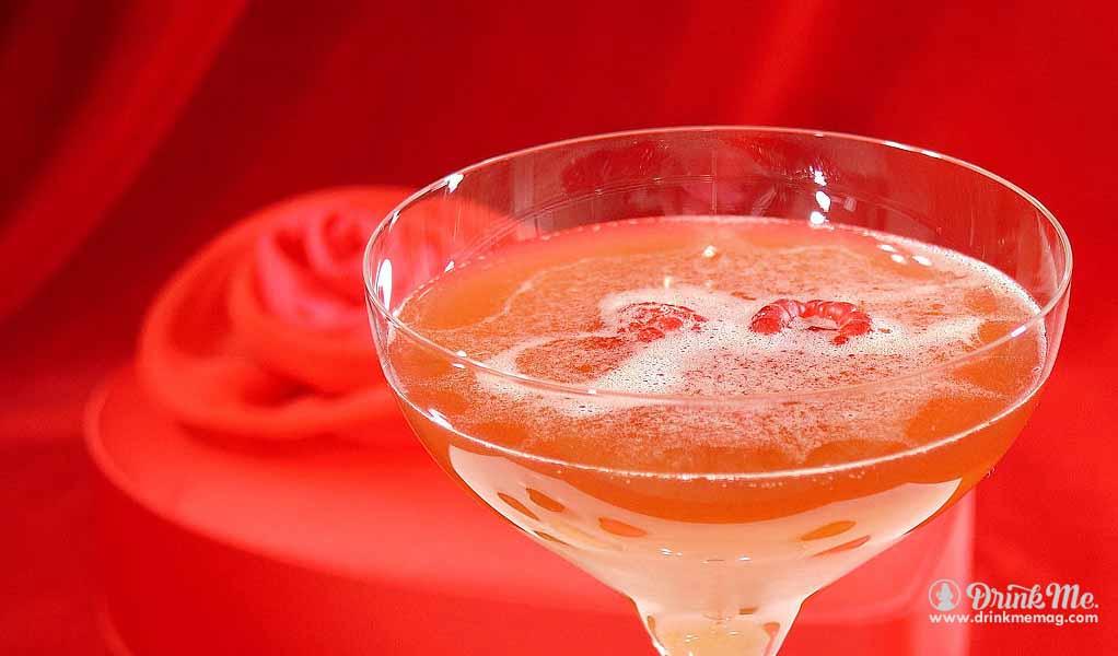Valentines Day Cocktail