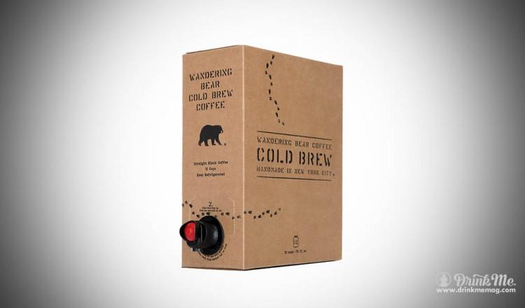 Wandering Bear Cold Brew drinkmemag.com drink me